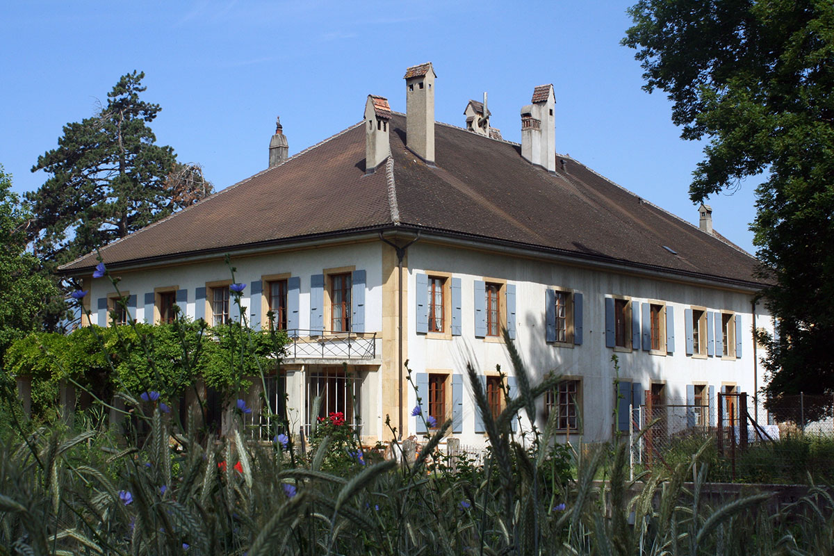 Château d'Ependes
